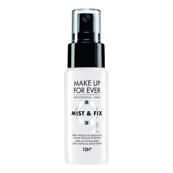 Mist & Fix Setting Spray - Travel Size, MAKE UP FOR EVER
