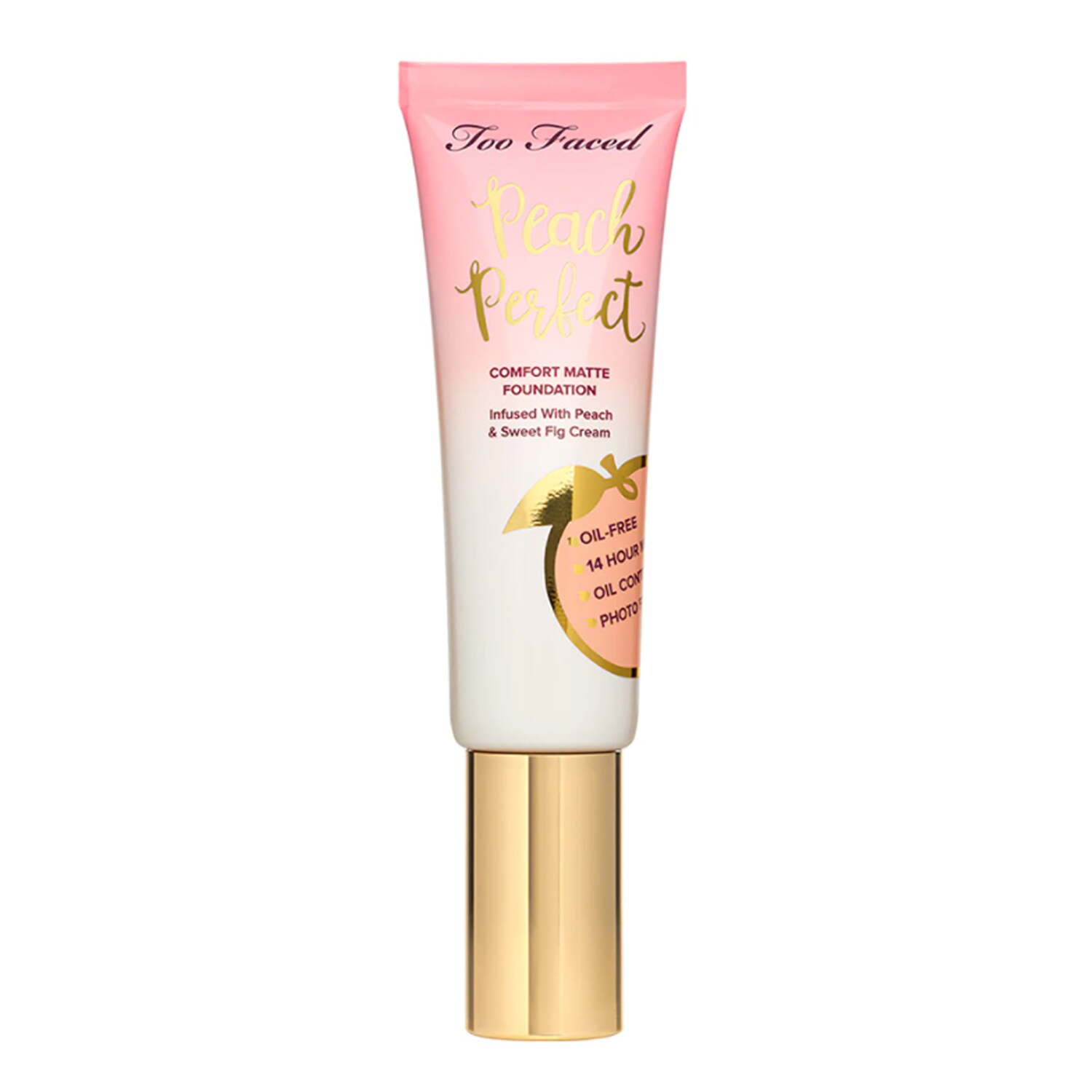 Peach Perfect - Foundation