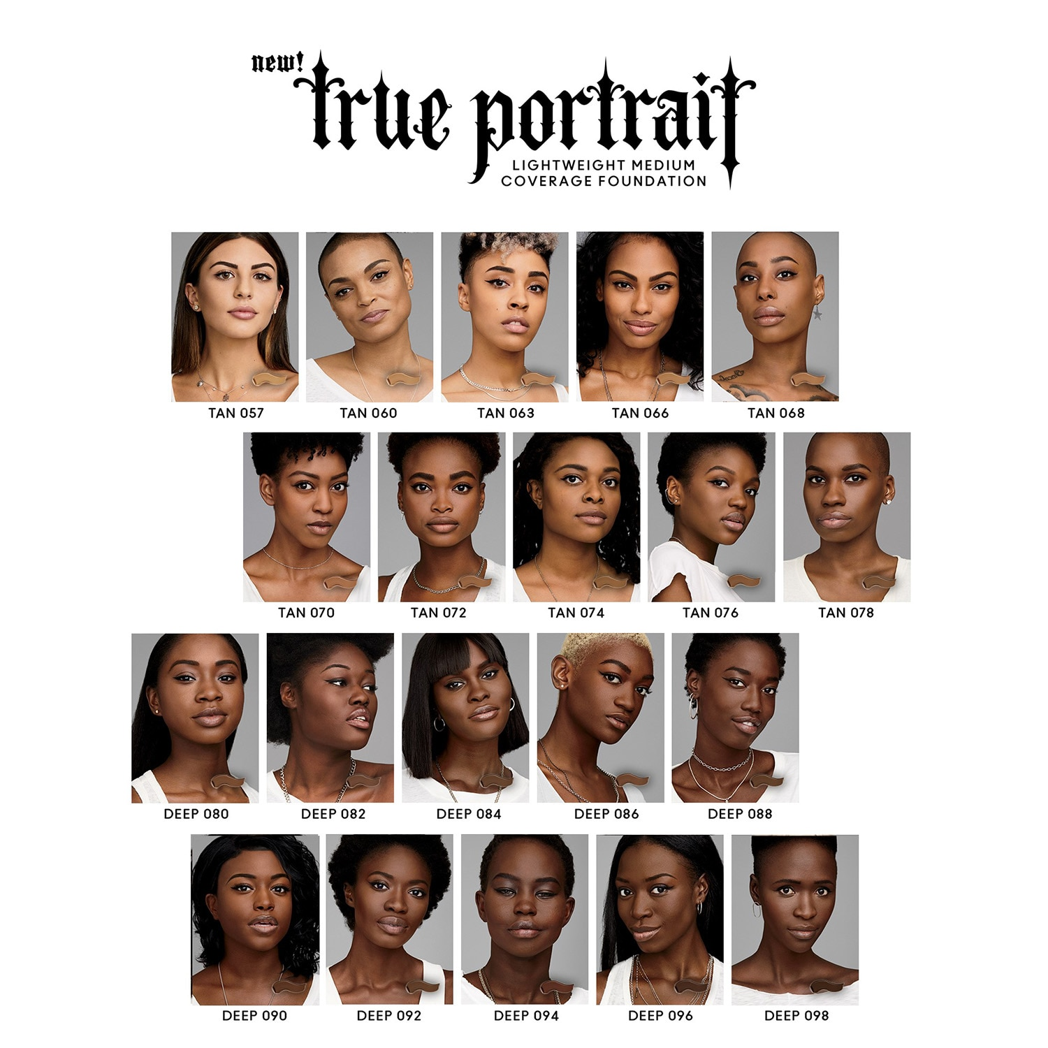 True Portrait - Foundation